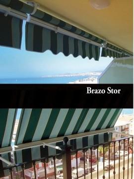Toldos para balcones sevilla 30 presupuesto balcones for Enganches para toldos